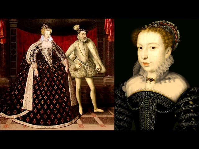 Маргарита де Валуа - королева Франции и Наварры. Королева Марго. Жемчужина Франц ...