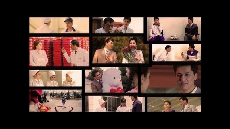 Turkmenfilm - Sen Bilen (2-bolum) | 2014