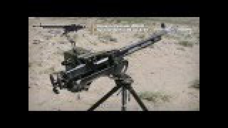 Стрельба из ДШКМ 12,7 мм по бронеплитам, замедленные выстрелы. Испытания брони.Бро...