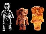 Пришельцы с Нибиру уже прилетали на Землю. Доказательство в куклах древних богов