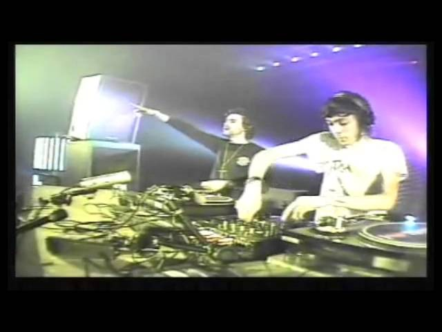 Justice - I Love Techno 2006 - Long Version