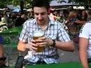 Как быстро выпить один литр пива