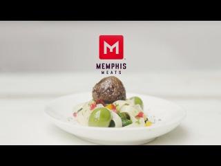First Clean Meat Taste Test - Memphis Meats