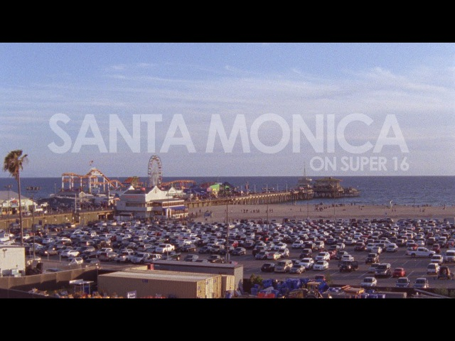 Santa Monica on Super 16 - Krasnogorsk K3