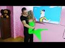 Русалка обморозила хвост Лечим уколами The Mermaid РУСАЛКИ СУЩЕСТВУЮТ Видео для дет