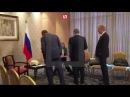 Непонятно, вы где работаете, в МИД или разведке Путин пошутил над Лавровым