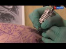 Dimineata la RTR in Tattoo Studio Mad-art . Artist - Eduard Ed.