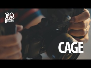 CAGE Sony a6300 / a6500 / a6000 DJ 3D LAB | REVIEW GoTriton