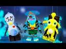 Герои мультфильма Алиса знает что делать Робот Поля Громозека Истинокс Пупе