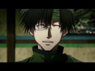 Saiyuki Reload Blast 7 серия русская озвучка Zendos / Саюки: Новый взрыв 07 / Взрывная перезарядка