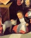 Кошки и их владелицы в живописи Xvi века