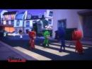 Герои в масках PJ Masks - 1 сезон 7 серия Кэтбой против Робокота Алетт и Отдай-сова (Русский дубляж - Дисней)