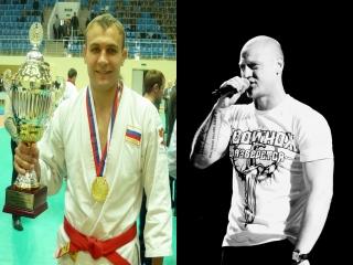 Миша Маваши и ЧЕМПИОН г. Курск