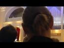 Музыка на бокалах (стеклянная арфа) Александр Лемешев
