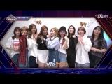 170524 Twice занимают первое место на M!Countdown и получают свою вторую награду с Signal.