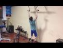 Dima Gumenniy - rolling handle pull up 2rp (12y.o.)