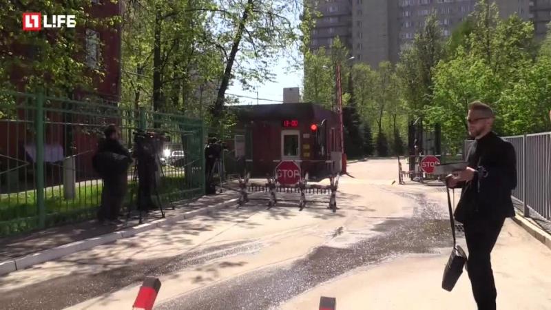 Конфискация у вице-президента «ЛУКойла» Руслана Шамсуарова авто Gelandewagen