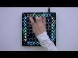 Крутой кавер-ремикс Ed Sheeran - Shape Of You на MIDI-контроллере Launchpad