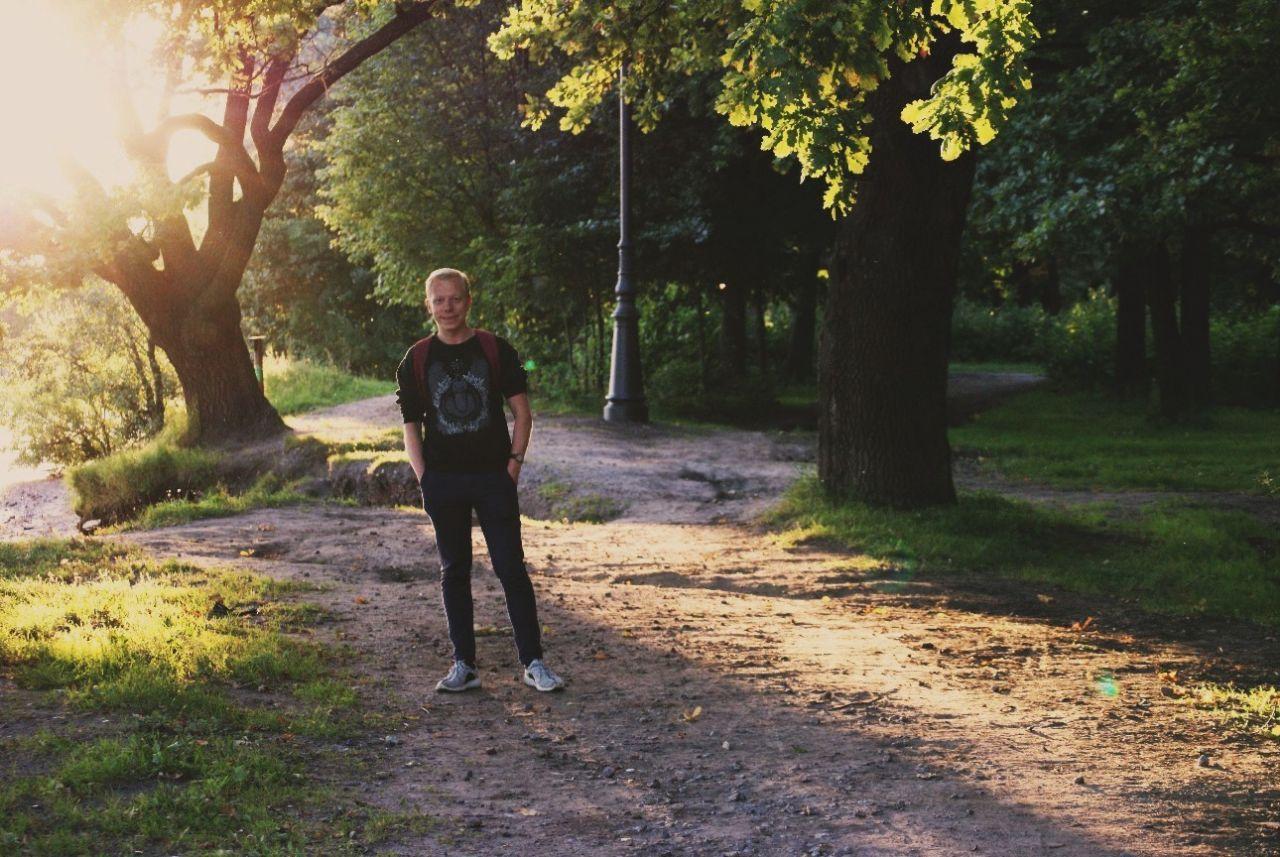 Andrey Smirnov, Saint Petersburg - photo №1