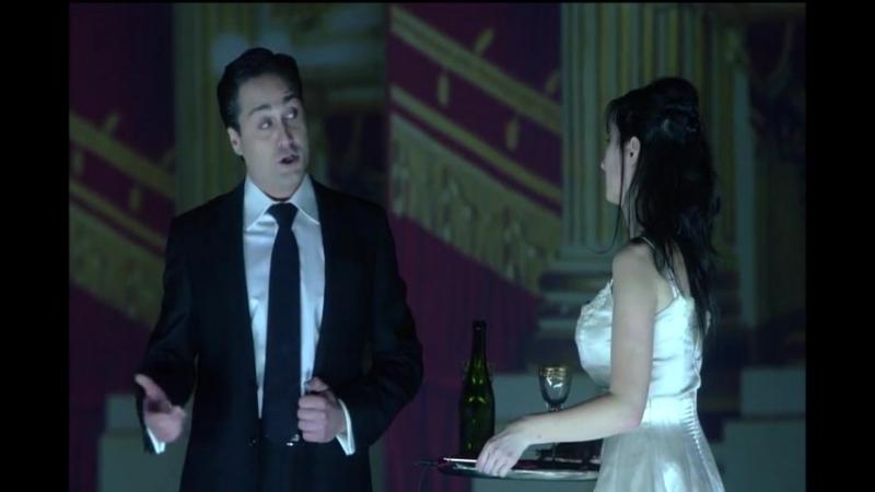 Mozart - Don Giovanni / Моцарт - Дон Жуан(Peter Mattei, Bryn Terfel, Анна Нетребко, Daniel Barenboim) La Scala Milan.2011