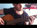 Marco Beltrami-Main TitlesLogan(Guitar cover by Aleksandr Lir)