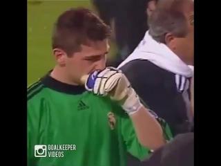 Касильяс vs Байер. Финал ЛЧ 2001/02