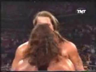Nitro - Kevin Nash  Sting vs The Giant  Scott Hall tag team titles match