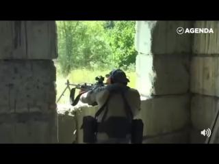 Вот за что наши бойцы уважают пулемёт Калашникова — работа с ПКМ