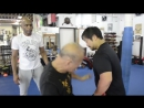 Андерсон Силва берет урок у ученика Брюса Ли - Дэна Иносанто