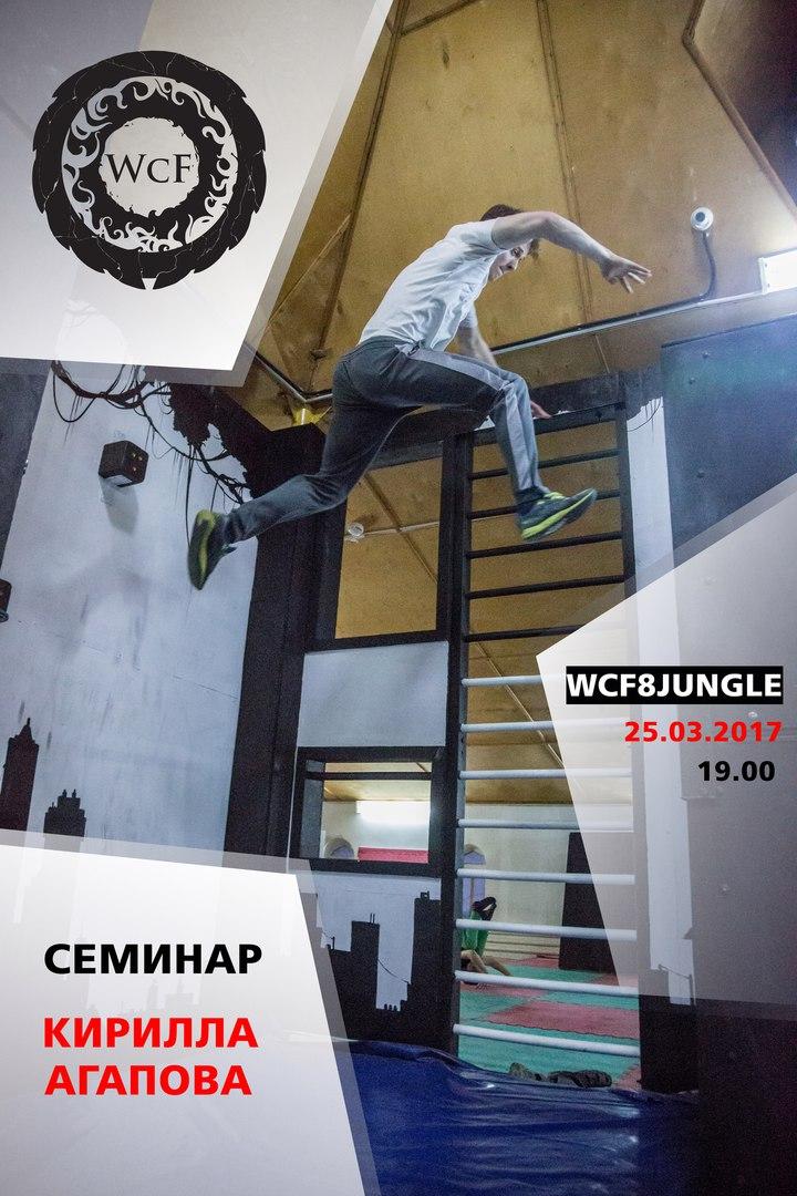Семинары в WCF8Jungle