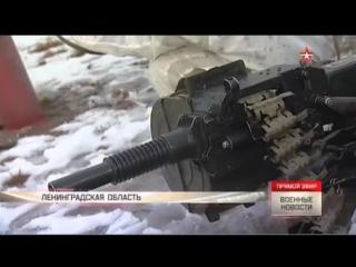 400 выстрелов в минуту: кадры стрельб из гранатомета АГС-17