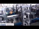Yüksek Hızlı Kapı Panel Rulo Kapı Pencere Çerçevesi için Şekillendirme Şekillendirme Makinesi