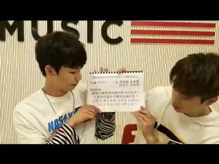 170725 @ трансляция Warner Music Taiwan