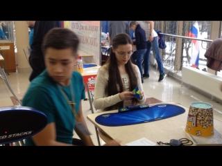 Дисциплина PYRAMINX|CUBERUSSIA