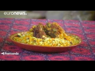 Узбекский плов вкус специй, дух традиций - Euronews