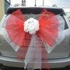 * Украшения на машину (авто). Свадебные аксессуа