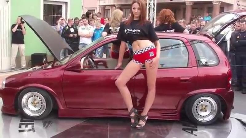 Rockford Fosgate belgia -- Opel Corsa -- Wojna północ południe skaryszew 2012