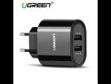 Ugreen 5V 3.4A Универсальное зарядное USB Устройство