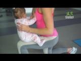 fitness s baby. Тренировки после родов. Восстановление после родов с Ксенией Уманец. ОСК Академия здоровья