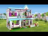 Конструктор LEPIN 01014 (LEGO 41314) Дом Стефани / Stephanie's House