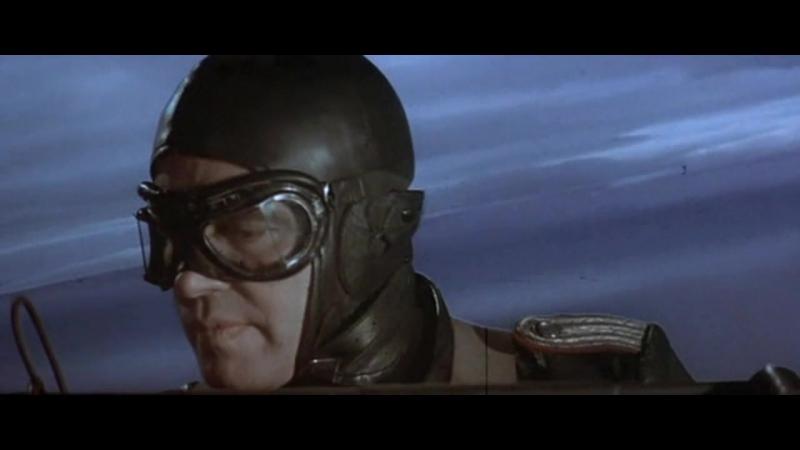 Голубой Макс (1966). Первый бой Бруно Штахеля