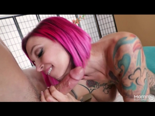 Anna Bell Peaks Mommy Blows Best