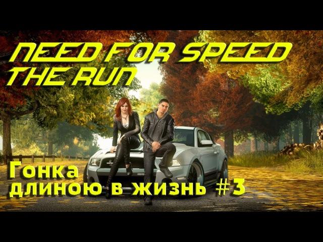 NFS: The Run - Гонка длиною в жизнь 3