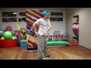 Урок #9 l Как научиться танцевать? Паппинг l Твист-о-флеКС