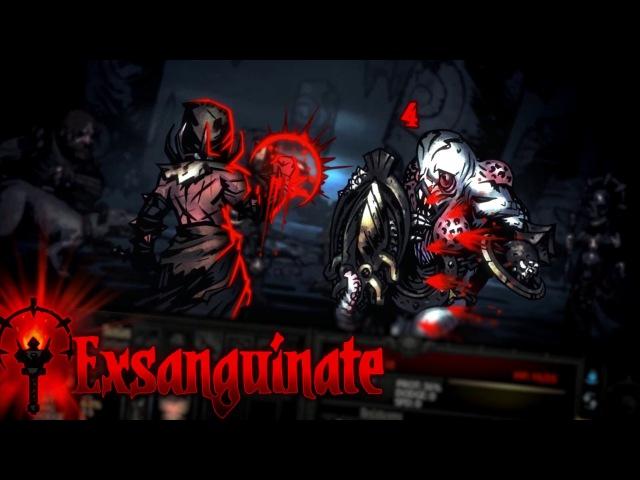Darkest Dungeon: Crimson Court - The Flagellant reveal