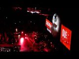 Shakira feat Calle 13 (Gordita) - Live In The Madison Square Garden