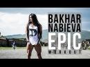 BAKHAR NABIEVA EPIC QUADS WORKOUT