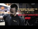 Exercises You Don't Do But You Should - Side Delt Variation