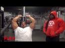 Jay Cutler & Kai Greene Train at Bev Francis Powerhouse Gym