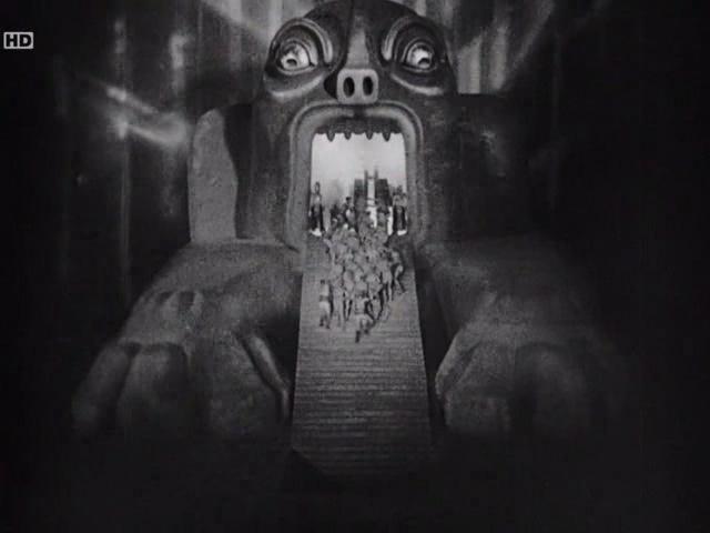 Metropolis (Метрополис) [Русские субтитры]